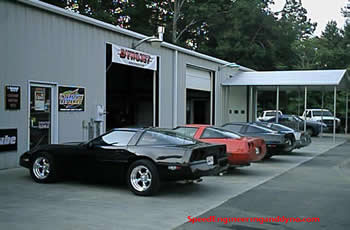 Tn Ga Al Ky NC Corvette Service Shop Power and Performance.